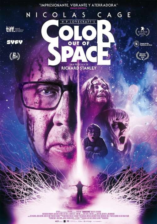 estreno Color out of space