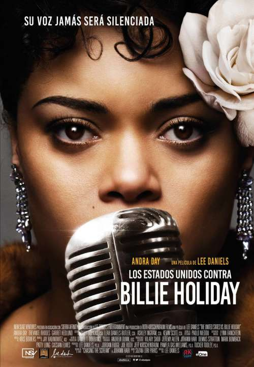 estreno Los Estados Unidos contra Billie Holiday